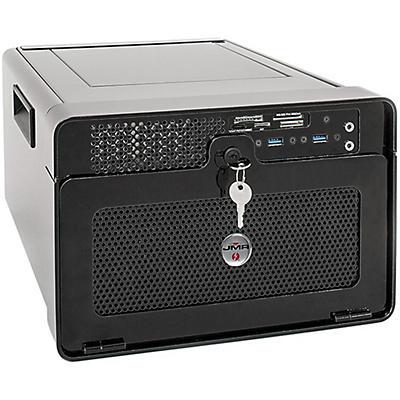 JMR Electronics LTNG-XD-8-MMDT Mac Mini Lightning Raid Storage System