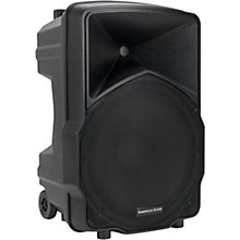 """American Audio LTX15BT 15"""" Powered Speaker with Built-In Media Player"""