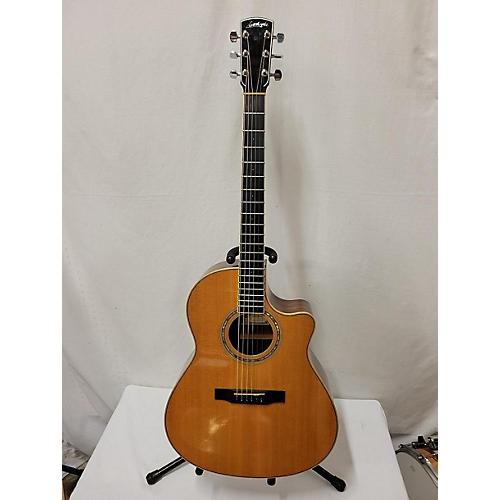 Larrivee LV-09 Acoustic Guitar Natural