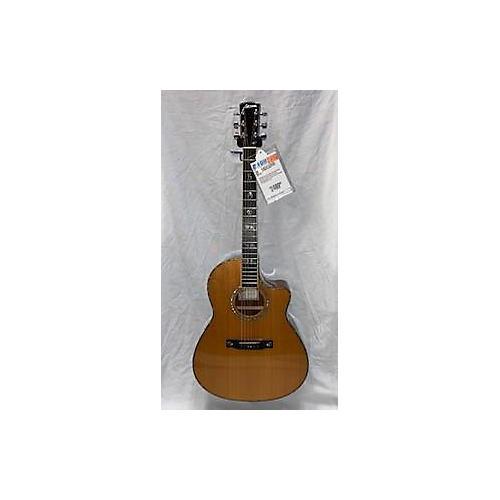 Larrivee LV-10 Deluxe Acoustic Electric Guitar Natural
