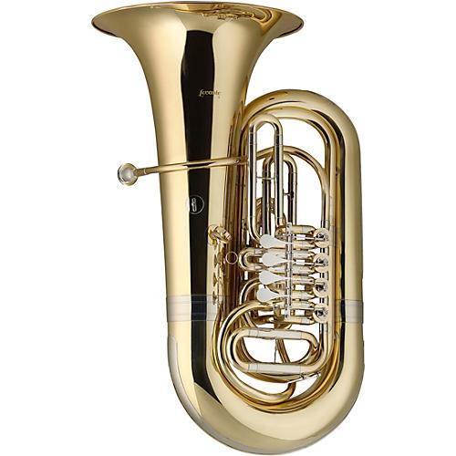 Levante LV-BT5705 Series 4-Valve BBb Tuba Clear Lacquer
