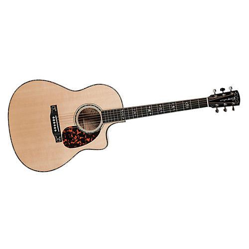 Larrivee LV10E 45th Anniversary Silver Oak Acoustic-Electric Guitar