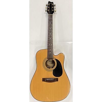 Samick LW044 Acoustic Electric Guitar