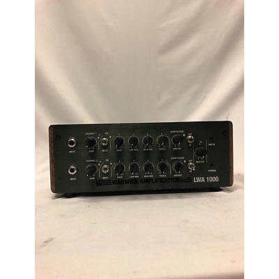 Warwick LWA 1000 Bass Amp Head Bass Amp Head