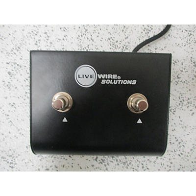 Livewire LWS22 2-Button Footswitch