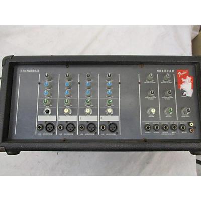 Fender LX-1504 Powered Mixer