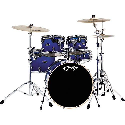 PDP by DW LX 5-Piece SHELL PACK