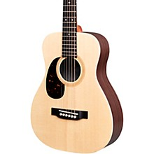 Martin LX1R X Series Little Martin with Rosewood HPL Left-Handed Acoustic Guitar