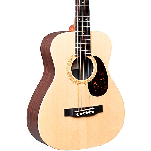 Martin LX1RE Little Martin with Rosewood HPL Acoustic-Electric Guitar Natural
