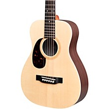 Martin LX1REL X Series Little Martin With Rosewood HPL Left-Handed Acoustic-Electric Guitar