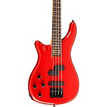 LX200BL Left-Handed Series III Electric Bass Guitar Candy Apple Red