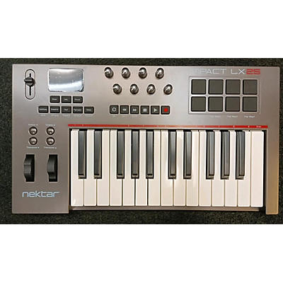 Nektar LX25 IMPACT MIDI Controller