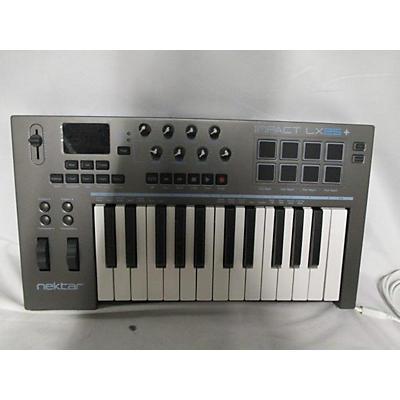 Nektar LX25 MIDI Controller