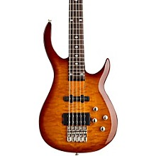 LX405 Series III Pro 5-String Electric Bass Guitar Sunset Burst
