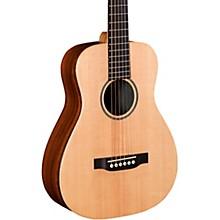 Open BoxMartin LXK2E Solid Spruce with Koa Little Martin Acoustic-Electric Guitar