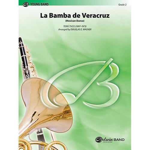 Alfred La Bamba de Veracruz Concert Band Grade 2