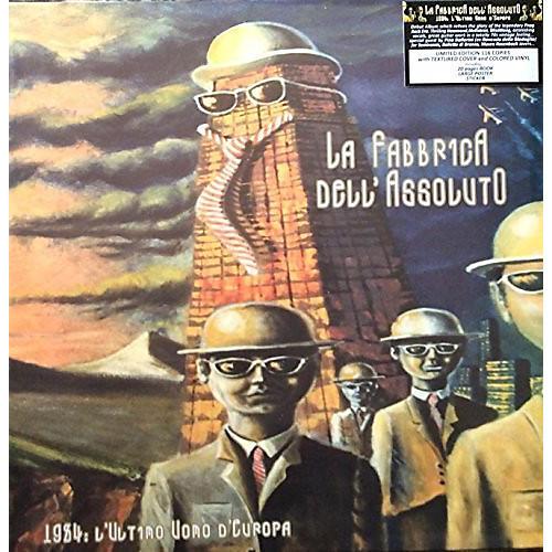 Alliance La Fabbrica Dell'Assoluto - 1984: L'ultimo Uomo D'europa