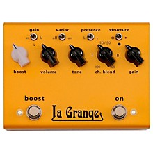 Open Box Bogner La Grange Overdrive + Boost Guitar Effects Pedal