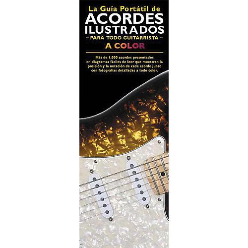 Music Sales La Guia Portatil De Acordes Ilustrados A Color Music Sales America Series Softcover Written by Various