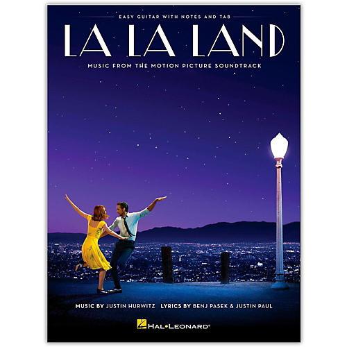 Hal Leonard La La Land - Easy Guitar with Tab
