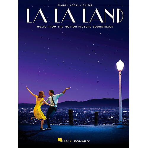 Hal Leonard La La Land - Music From The Motion Picture Soundtrack Piano/Vocal/Guitar