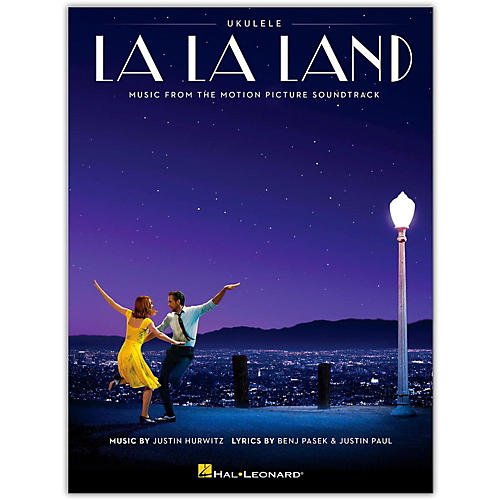 Hal Leonard La La Land - Music from the Motion Picture Soundtrack for Ukulele