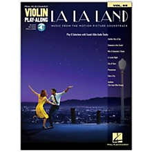 Hal Leonard La La Land - Violin Play-Along Series Book/Audio Online