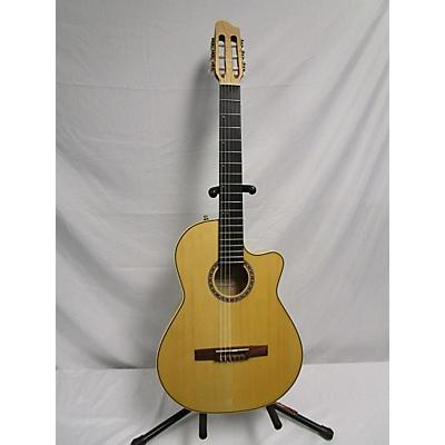 Godin La Patrie Arena Flame Maple CW Crescent II Classical Acoustic Electric Guitar