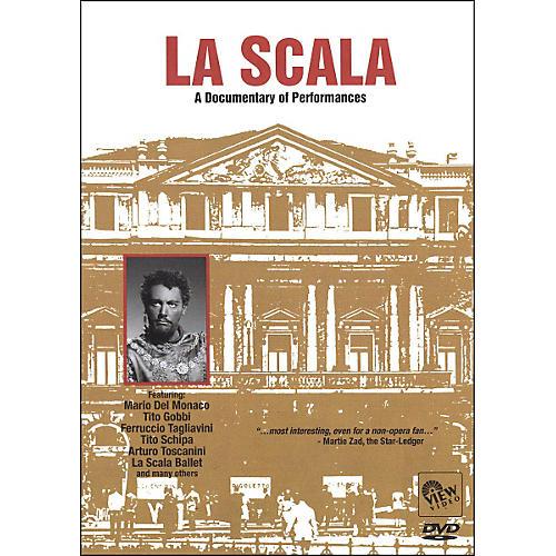 Hal Leonard La Scala: A Documentary Of Performances DVD