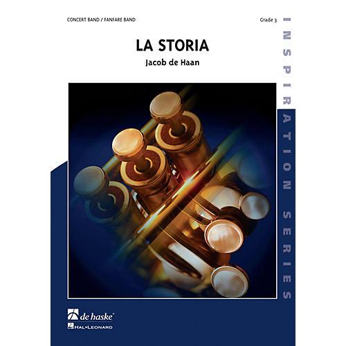 De Haske Music La Storia Concert Band Composed by Jacob de Haan