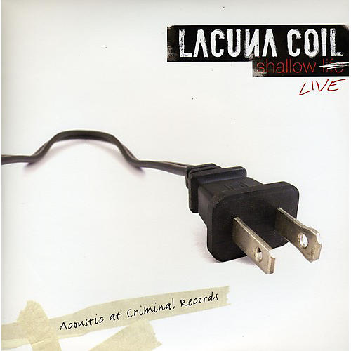 Alliance Lacuna Coil - Shallow Life: Acoustic At Criminal Records