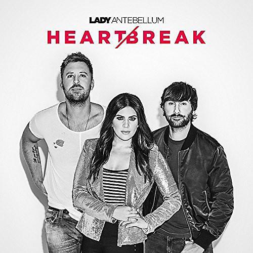 Alliance Lady Antebellum - Heart Break