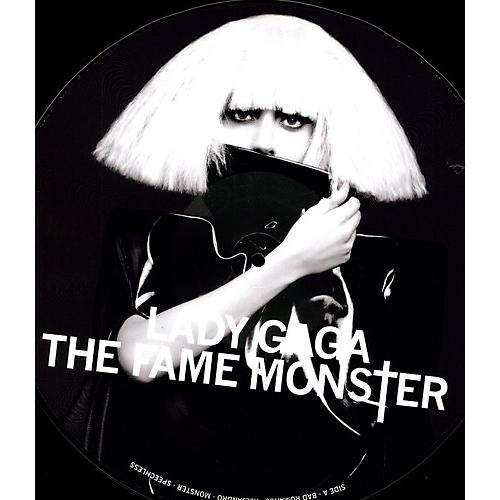 Alliance Lady Gaga - Fame Monster (Picture Disc)
