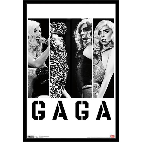 Lady Gaga - Photo Bars Poster