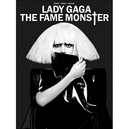 Hal Leonard Lady Gaga - The Fame Monster PVG