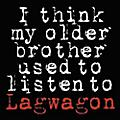 Alliance Lagwagon - I Think My Older Brother Listen To Lagwagon thumbnail