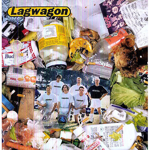 Alliance Lagwagon - Trashed