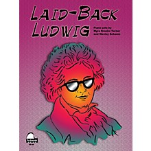 SCHAUM Laid-back Ludwig Educational Piano Series Softcover