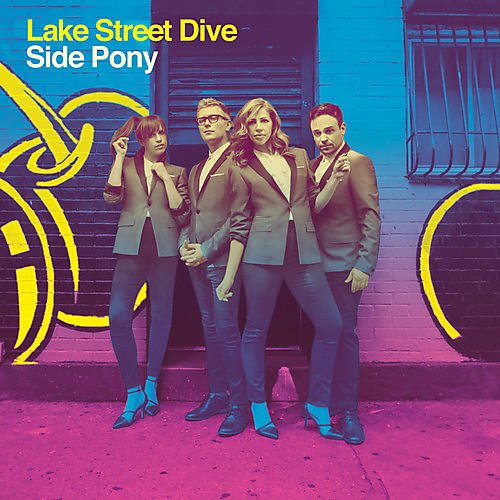 Alliance Lake Street Dive - Side Pony