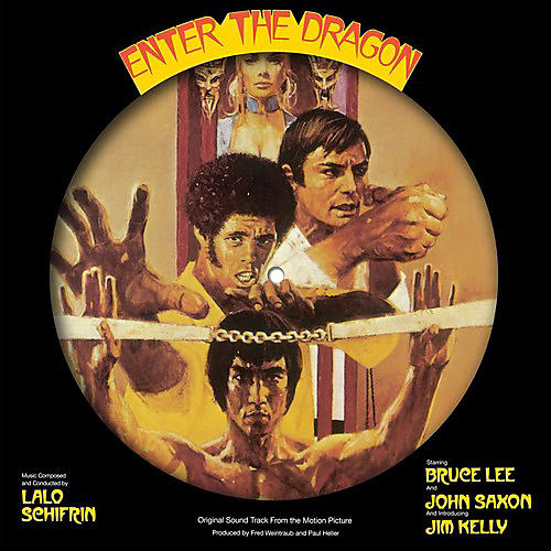Alliance Lalo Schifrin - Enter The Dragon (original Motion Picture)