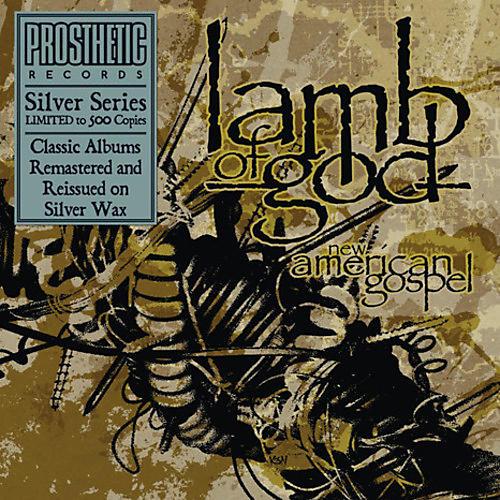 Lamb of God - New American Gospel (Silver Edition)
