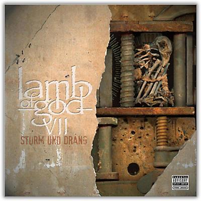 Lamb of God - VII: Sturm Und Drang Vinyl LP