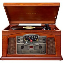 Crosley Lancaster Entertainment Center with Bluetooth