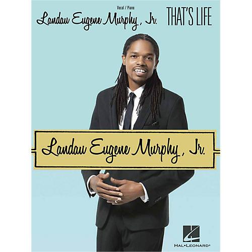 Hal Leonard Landau Eugene Murphy, Jr. - That's Life Vocal/Piano Songbook