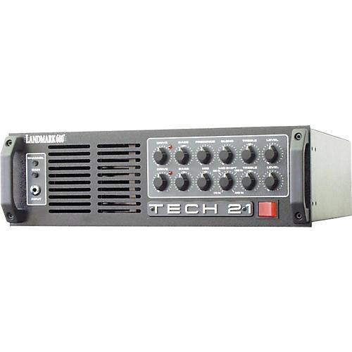 Tech 21 Landmark 600 Bass Head