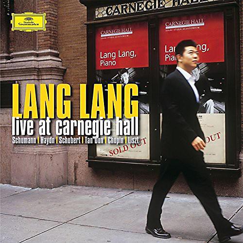 Alliance Lang Lang - Live at Carnegie Hall