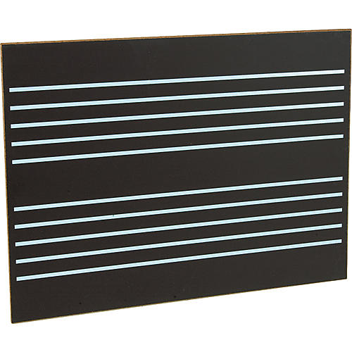 Vecchio Lap Chalkboard with 2 Staves