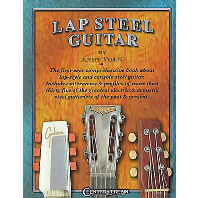 Centerstream Publishing Lap Steel Guitar Book