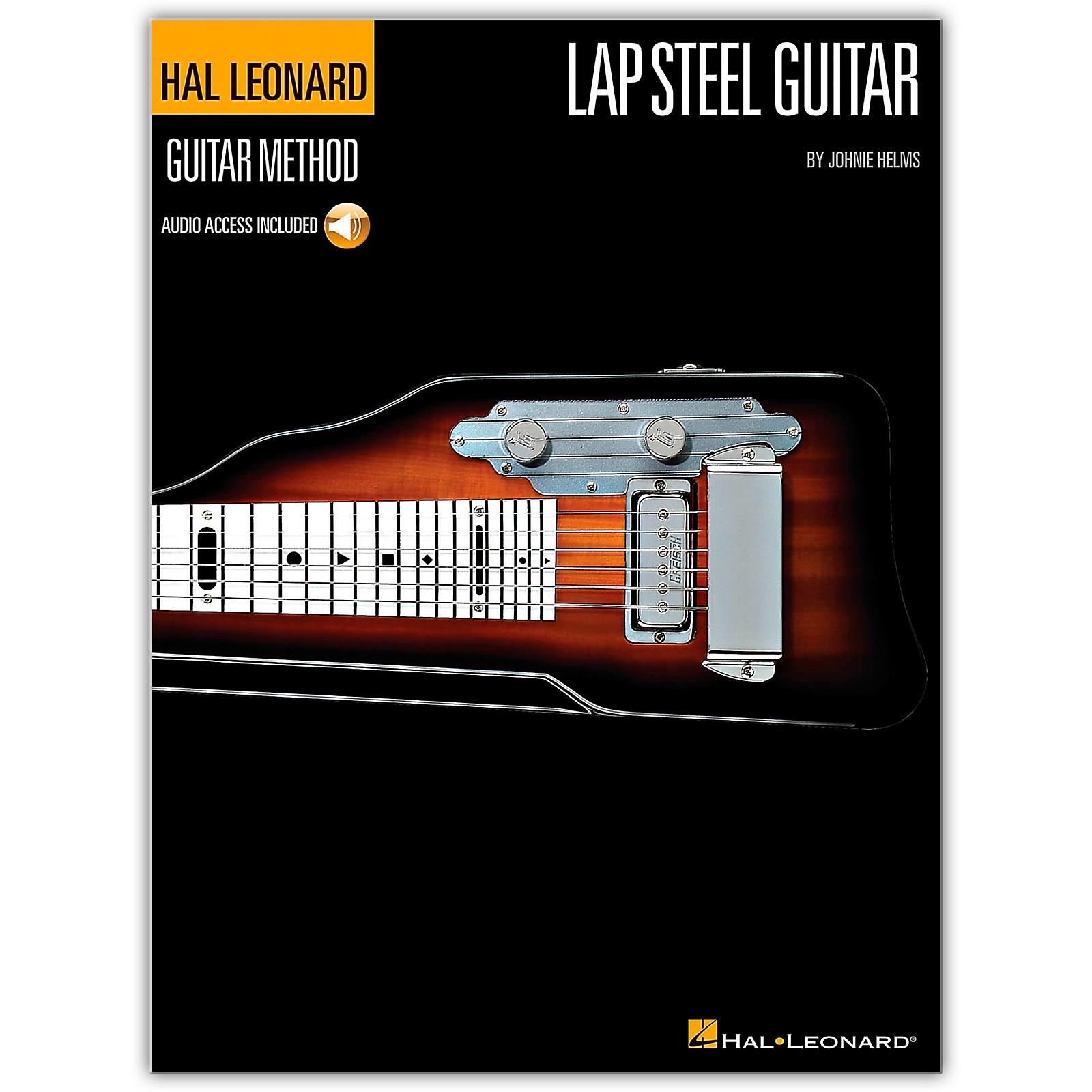 Hal Leonard Lap Steel Guitar Method (Book/Online Audio)