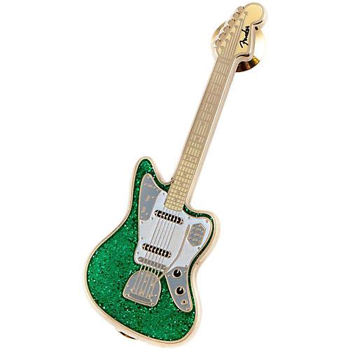 Fender Lapel Pin Jaguar Guitar